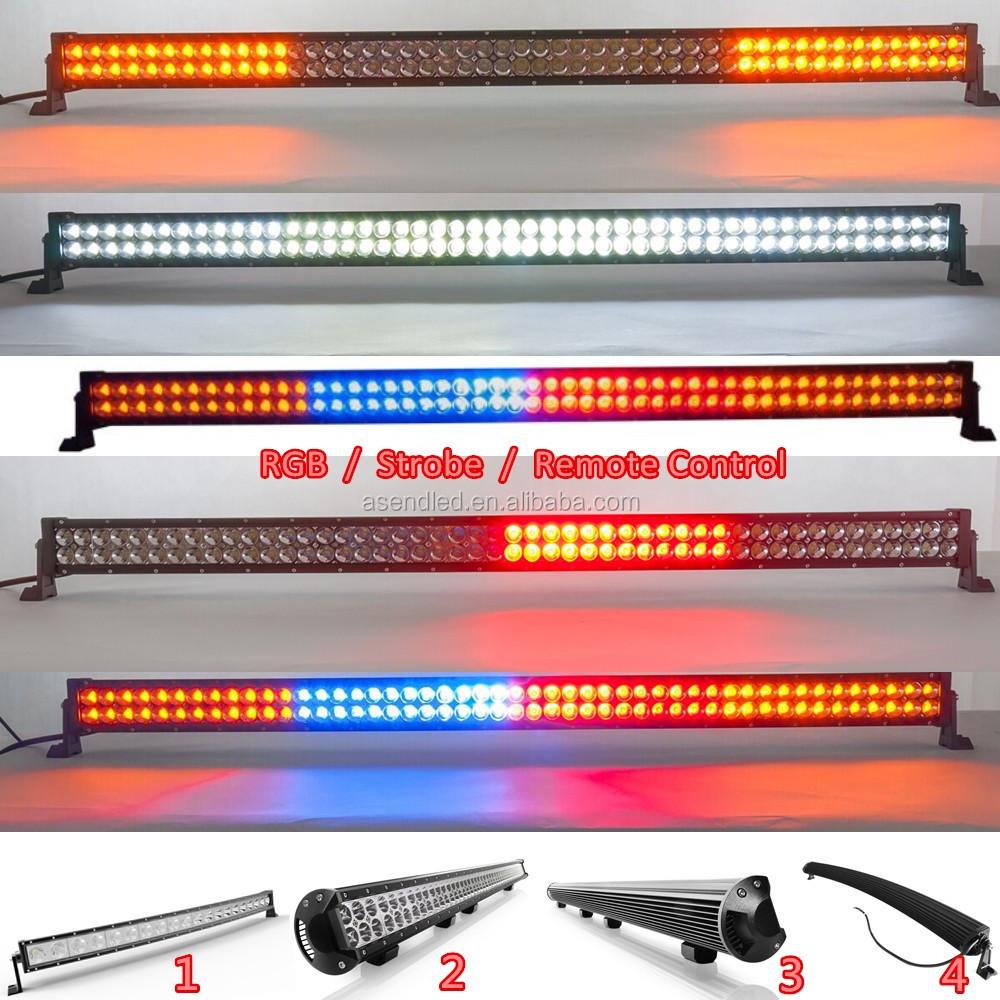 42 Curved Led Light Bar Cover