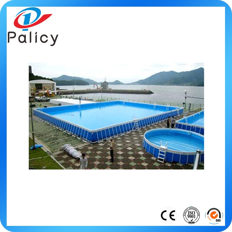 High quality blue color good price above ground swimming for High quality above ground pools