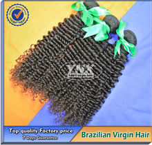 2014 new products milky way human hair,can be dyed brazilian human hair afro kinky curly