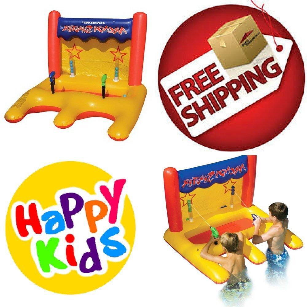 Buy Pool Shooter Toy,2 Snipers,2 Target Balls,Kids,Play,Fun,Water ...