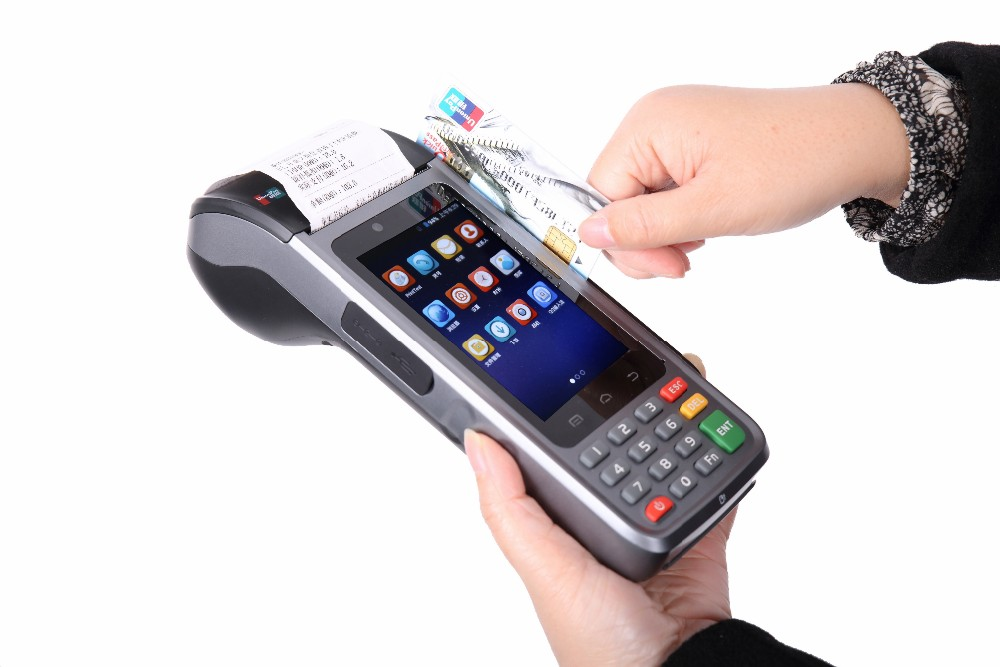 portable card swipe machine