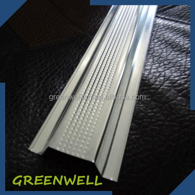zinc en acier galvanis omega profil de canal mat riaux m talliques de construction id de. Black Bedroom Furniture Sets. Home Design Ideas