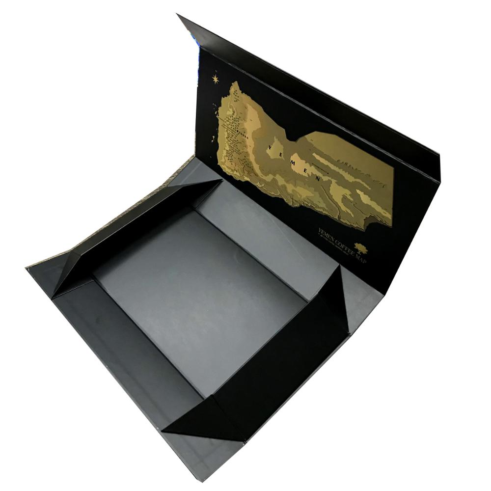 Gold Foil logo cardboard <strong>box</strong> Luxury design wine cosmetic gift <strong>box</strong>