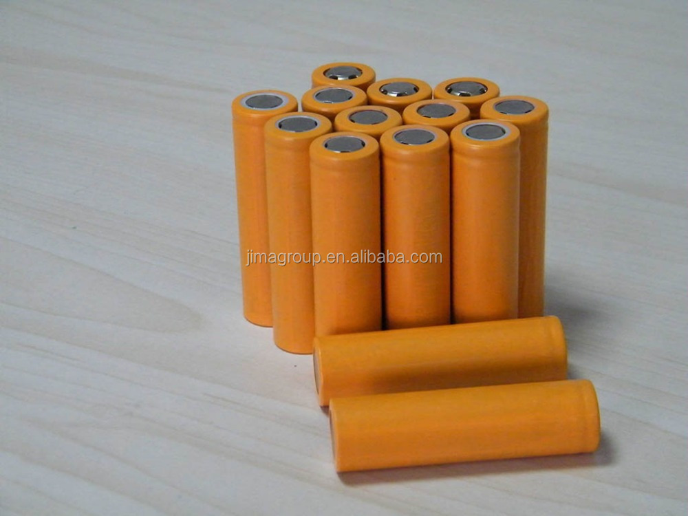 Rechargeable 1900mAH 3.7V 18650 Lithium Battery for notebook computers