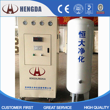 Small PSA Nitrogen Generator for Package