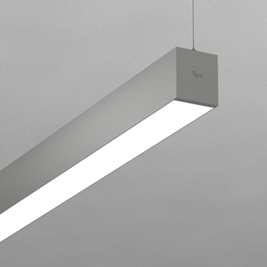 Newly Design Indoor Led Hanging Light Office Lighting Aluminium Frame