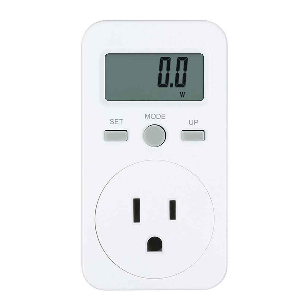 Cheap Wattmeter And Power Analyzer Find Rc Watt Meter Dc Voltage Current Balancer Battery Analyze Get Quotations Xuanhemen Plug In Digital Lcd Display Electricity Usage Socket Electric Consumption Monitor