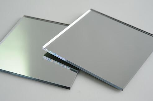 Plata acrilico espejo de pl stico hoja hoja de aluminio pulido espejo acrilico hojas de pl stico - Espejo de plastico ...