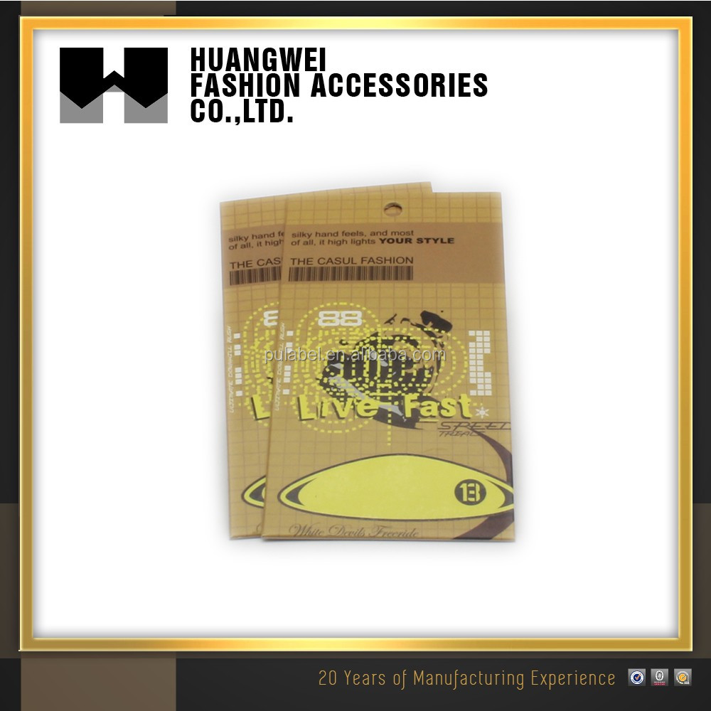 Favorite Perforated Hang Tag, Perforated Hang Tag Suppliers and  TR08