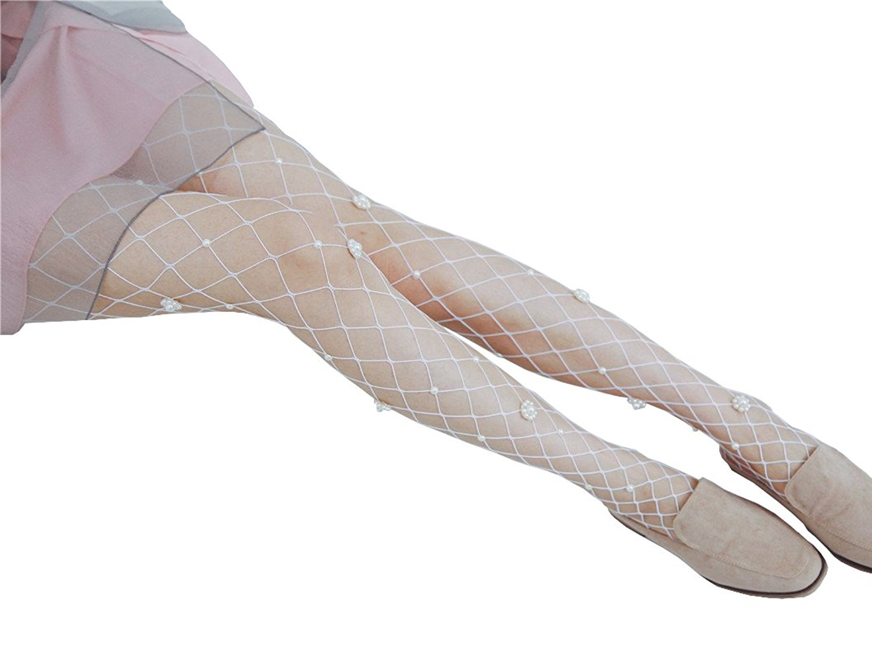 875f674ff3850 Get Quotations · Women Pantyhose Tights Glitter Rhinestone Sexy Slim Tights  Hosiery