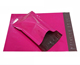 Red Poly Mailer Postal Bags Shipping Goods Strong Bearing Mailing Bags