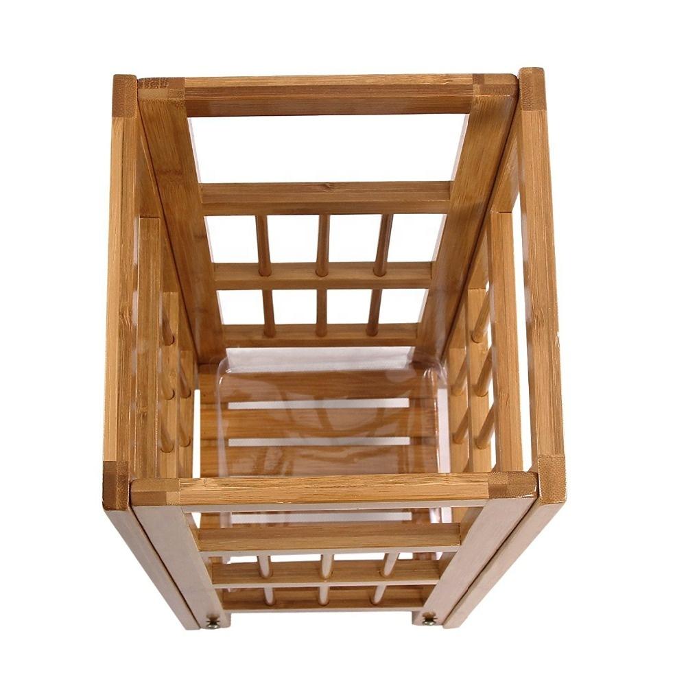 Bamboo Storage Box Holder BH-18042002 Details 9