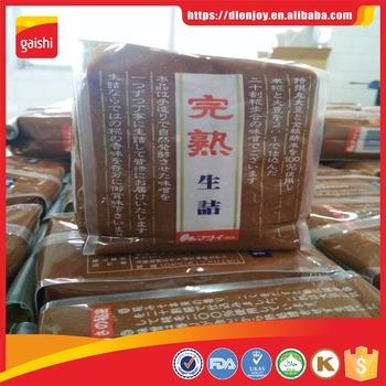 Dalian Factory Delicious Organic Halal Miso For Soup - Buy Miso,Miso  Soup,Miso Halal Product on Alibaba com
