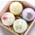 OEM Organic Colorful Round Bath Bombs Gift Set  Cheap manufacturer
