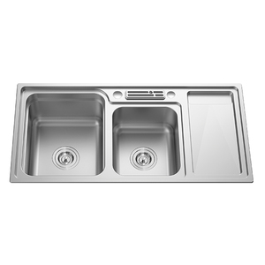 304 stainless steel composite kitchen sink