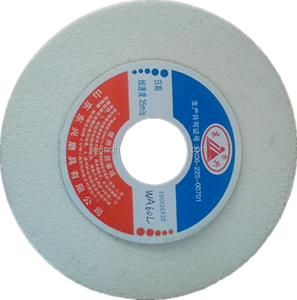 7 x 0.5 x 1.25 in. White AA Toolroom Grinding Wheels For Steel Applications