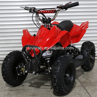 Red Color Electric Mini Quad ATV 500W 24V with Cheap Price