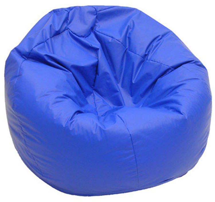 SWB-011-BLUE_ ...  sc 1 st  Alibaba & Leather Bean Bag Gaming Bean Bag Chair Xxl In Blue Faux Leather ...