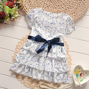 Newest teenage manufacturer wholesale cheap baby girls party wear dress