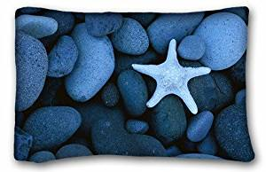 Generic Children's Nature Beaches stars rocks mexico california beaches sea Nature Beaches Size 20x30 Inches