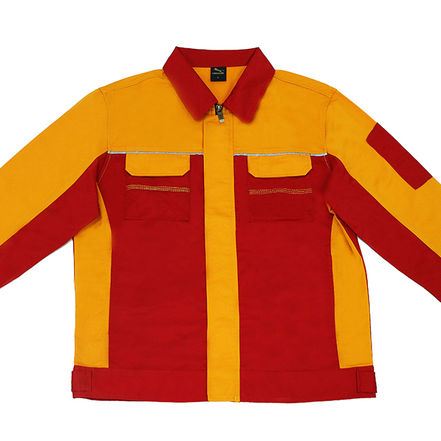 Overalls workwear Suite <strong>Orange</strong>