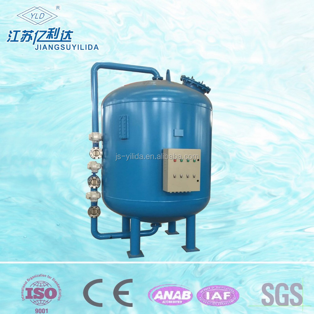 Mechanical Sand Filter /activated Carbon Water Purification Filter ...