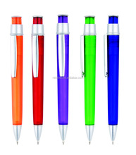 Hot selling plastic promotional pen