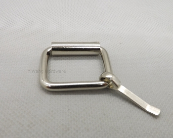 Nickel metal belt buckle for clothes bags seat from china manufacturers