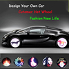 Auto led light fashion new car design programmable car lights led design your life hot wheel auto Lighting System