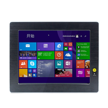 "2019 neueste 10 ""dual core J1800 Win7 8 10 touchscreen industrie alle in einem tablet pc"