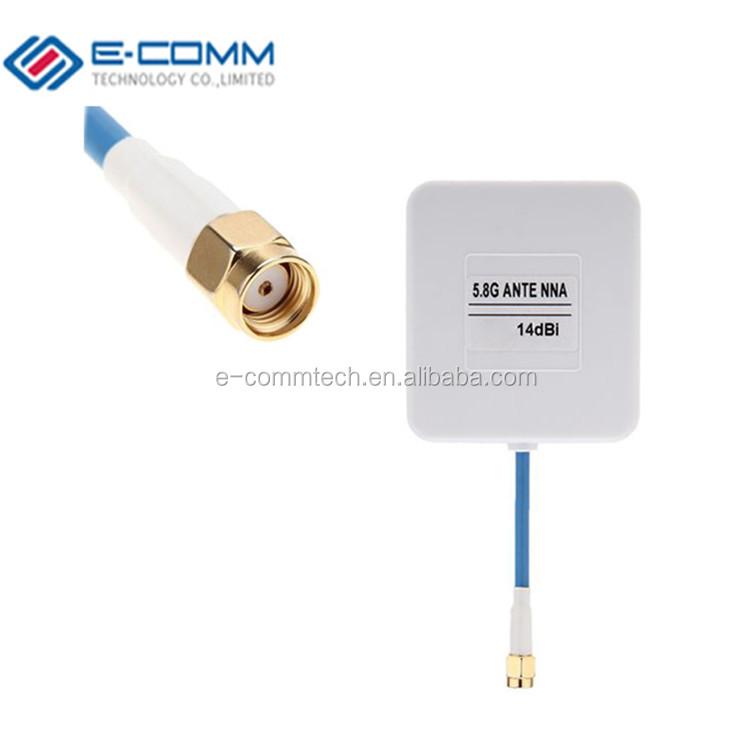 Uhf antenna gain high vhf