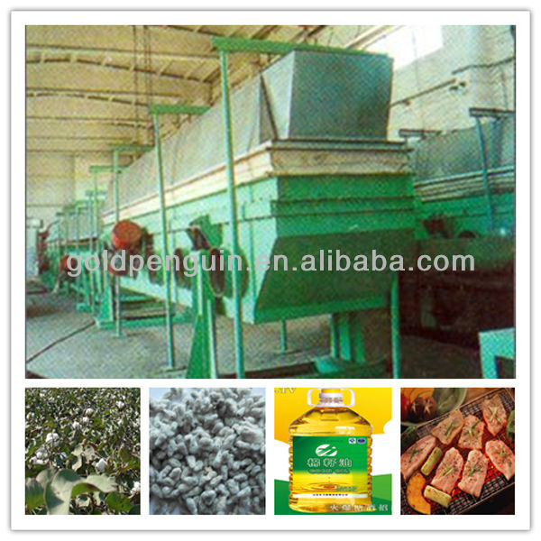 QIE High Quality Cotton Meal Extraction Equipment with Reasonable Price