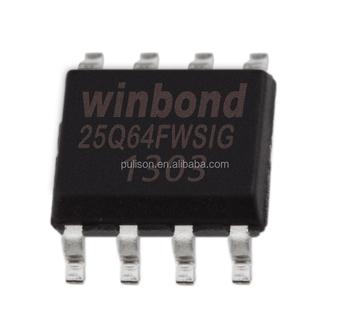 Brand New Original Ic Chips W25q64 25q64 25q64fwsig W25q64fwssig  - Buy Ic  Chips Jd1803,Ic Chips As15f,Ic Chip Apr9600  Product on Alibaba com