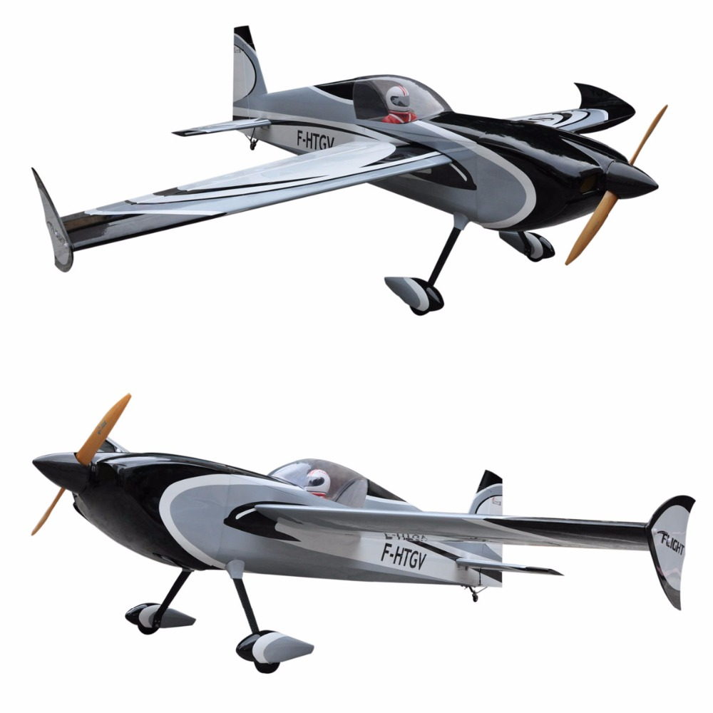 Outdoor Plane Remote Control Gasoline Slick 91