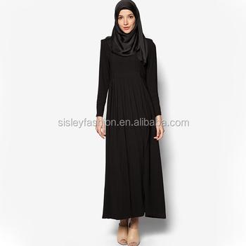 2017 New Model Muslim Clothing Jubah Hot Sale Muslim Clothing Maxi ...