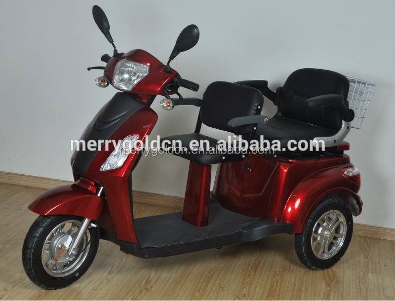 buy low price 3 wheel 2 seat electric mobility scooter for adults for disabled buy 2 seat. Black Bedroom Furniture Sets. Home Design Ideas