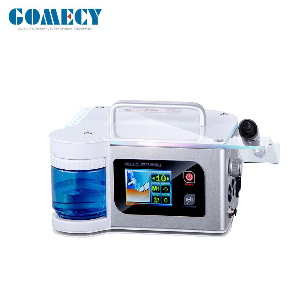 GOMECY Korea drill bit grinding machine magnetic nail drill machine