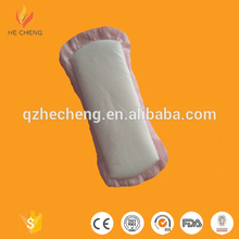 Feminine comfort disposable absorbent maternity pads