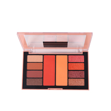 2019 Nieuwe <span class=keywords><strong>Make-Up</strong></span> HOUD LIVE Eyeshes Professionele Private Label 10 Kleuren <span class=keywords><strong>Roze</strong></span> Verpakking <span class=keywords><strong>Make-Up</strong></span> Eyeshadow Palette
