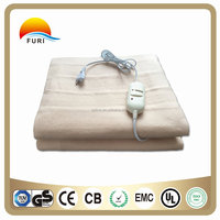 100% Polyester Non-woven Tie Down Electric Blanket