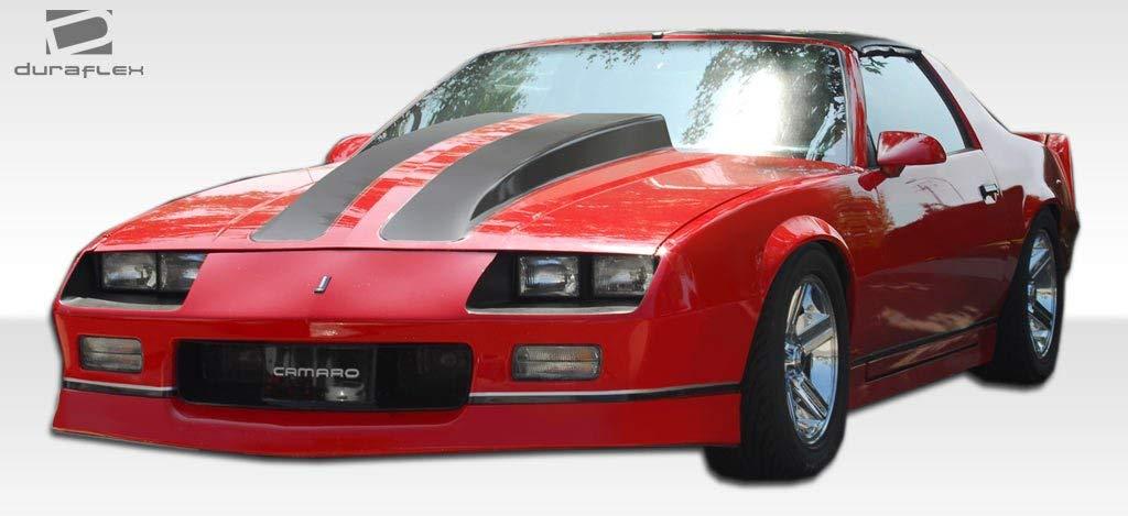 Duraflex ED-VEH-014 Iroc-Z Look Body Kit - 6 Piece Body Kit - Fits Chevrolet Camaro - 1982 1983 1984 1985 1986 1987 1988 1989 1990 1991 1992 | 82 83 84 85 86 87 88 89 90 91 92