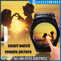 WS916 mtk 6260 smart watch phone 1.4 inch watch phone china goods touch screen mobile watch phone remote picture