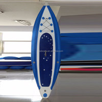 Professional Manufacture CE certification 2015 new design inflatable SUP paddle board/High quality drop stitch material