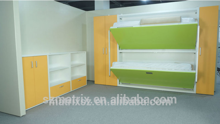 modernas camas literas los nios camas literas plegables camas literas - Literas Modernas