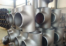 electrical conduit tee fitting carbon steel tee