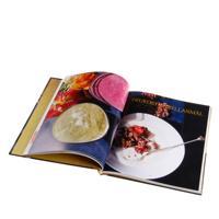 Custom printing services wholesale a4 hardcover color printing book