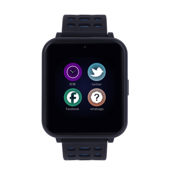 2019 Nuovo Z2 Smartwatch Intelligente orologio con la carta SIM per Apple iPhone smartphone Android
