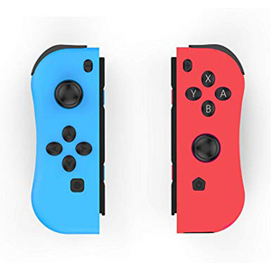 Left and Right Controllers For Nintendo Switch as a Joy Con Controller Replacement