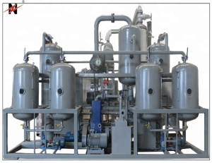 Used engine Oil Depolymerization,waste motor oil regeneration,crude oil refinery