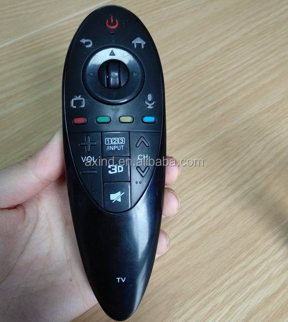 USED Genuine Original AN-MR500 Magic 3D TV Remote #6A